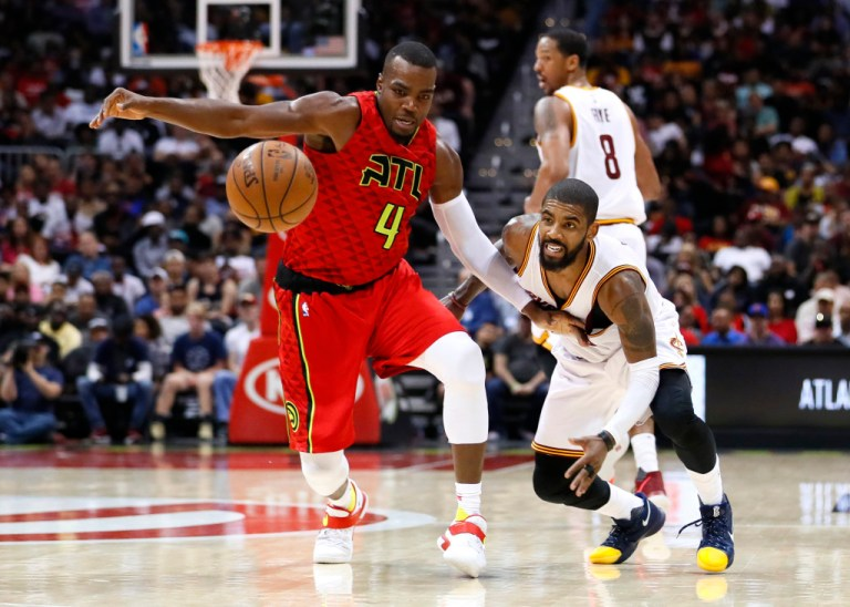 Paul Millsap, Kyrie Irving