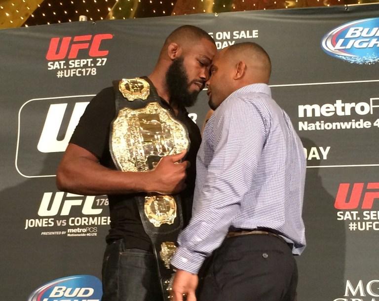 UFC 214 - Jones vs. Cormier. Save The Date 1