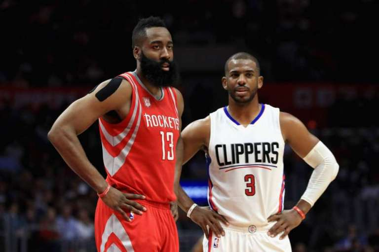 CP3 Has Been Traded To The Houston Rockets Banner