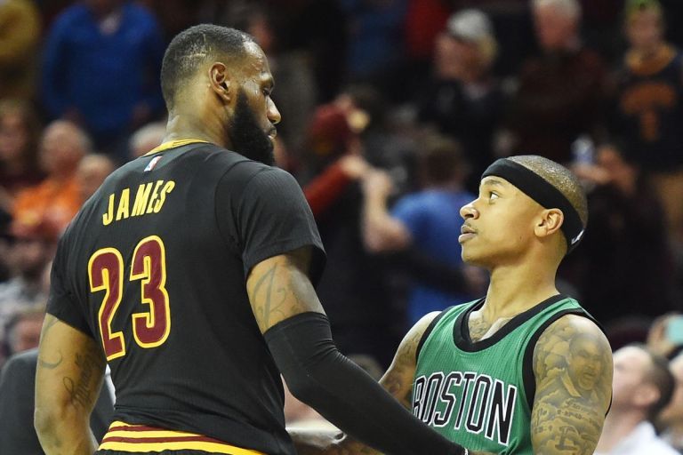 Just How Serious Is Isaiah Thomas' Hip Injury? 1