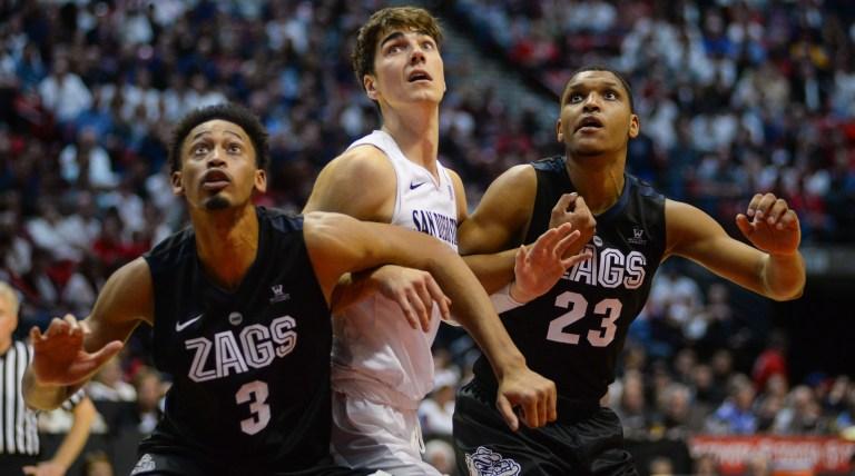 Gonzaga v San Diego State