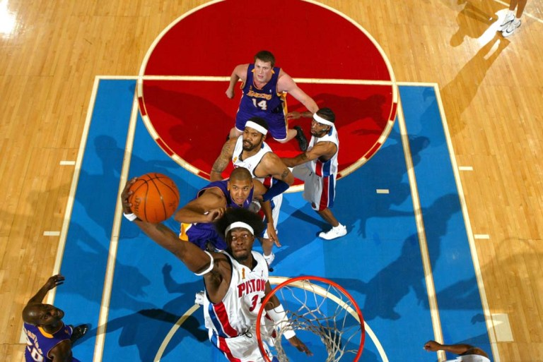 Compare the Pair - Ben Wallace and Dennis Rodman 1