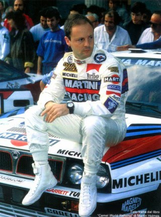 Racing Birthdays - Miki Biasion