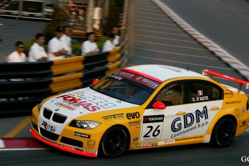 WTCC 2007 Macao - Stefano D'Aste