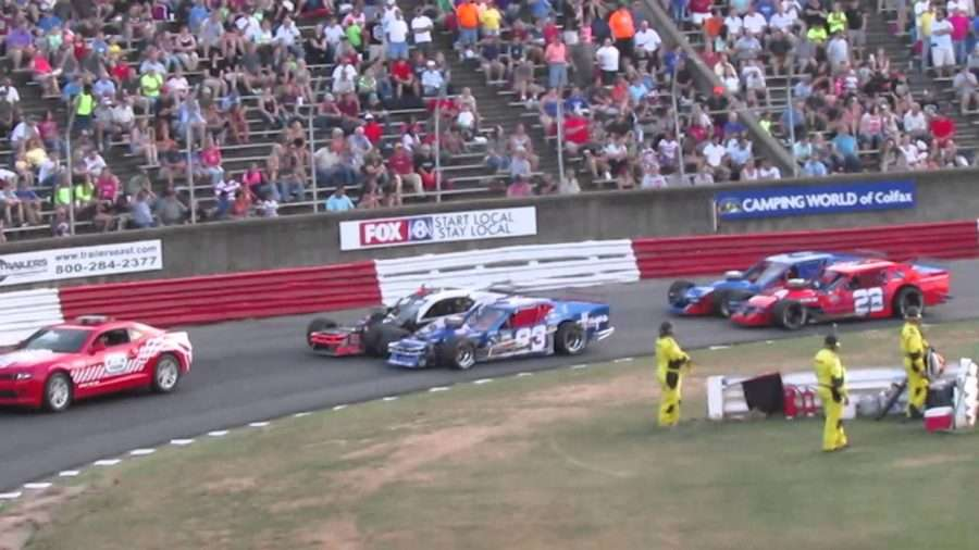 Bowman Gray Track Record Holders - BGR Roundup