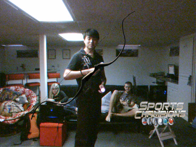 Elmer's Archery Prowess
