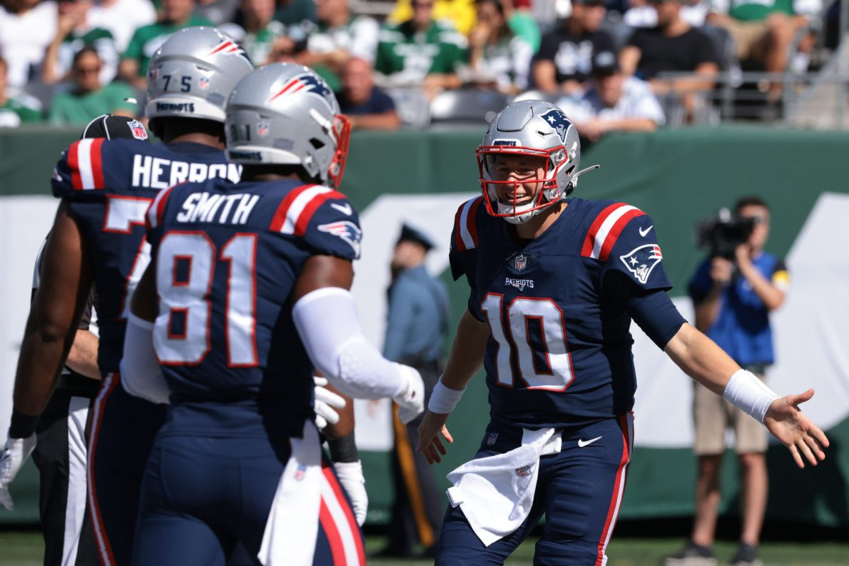 New England Patriots vs New Orleans Saints NFL Picks, Odds, Predictions  9/26/21 » Sports Chat Place