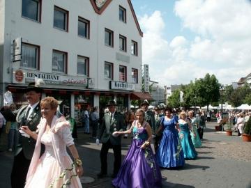 Festumzug 100-jähriges 2008