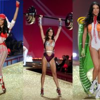 Lingerie Sports Couture! VS Fashion 2010!