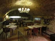 Restaurante em Castellina in Chianti