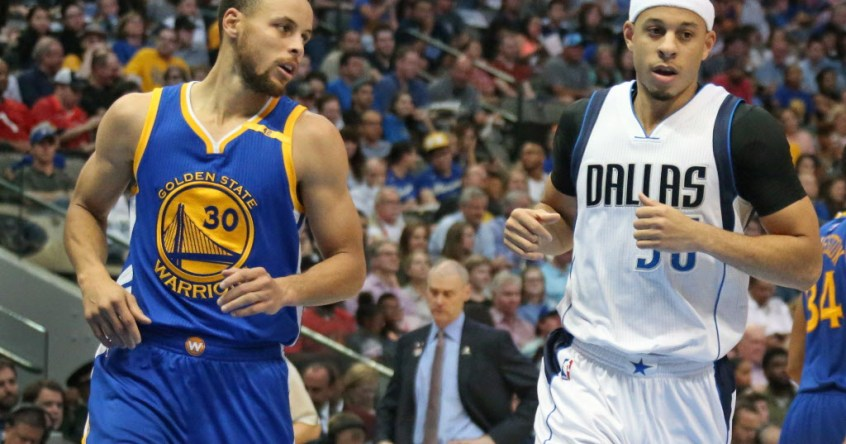 Image result for seth curry vs steph curry