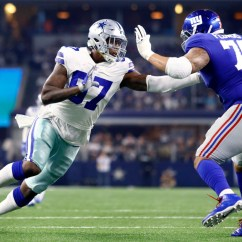 Cowboys Football Helmet Chair Posture Mesh Dallas 10 Things To Know About Taco Charlton From How He Got That Nickname His Awesome Sack Celebration Sportsday
