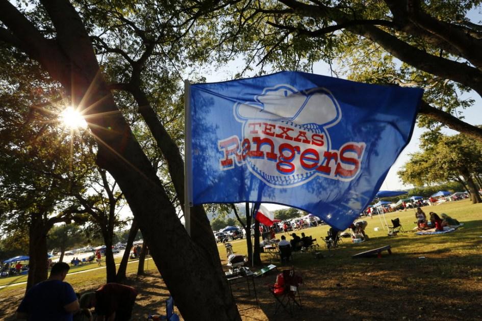 Texas Rangers Rangers Announce Date Plans For 2019 Fan