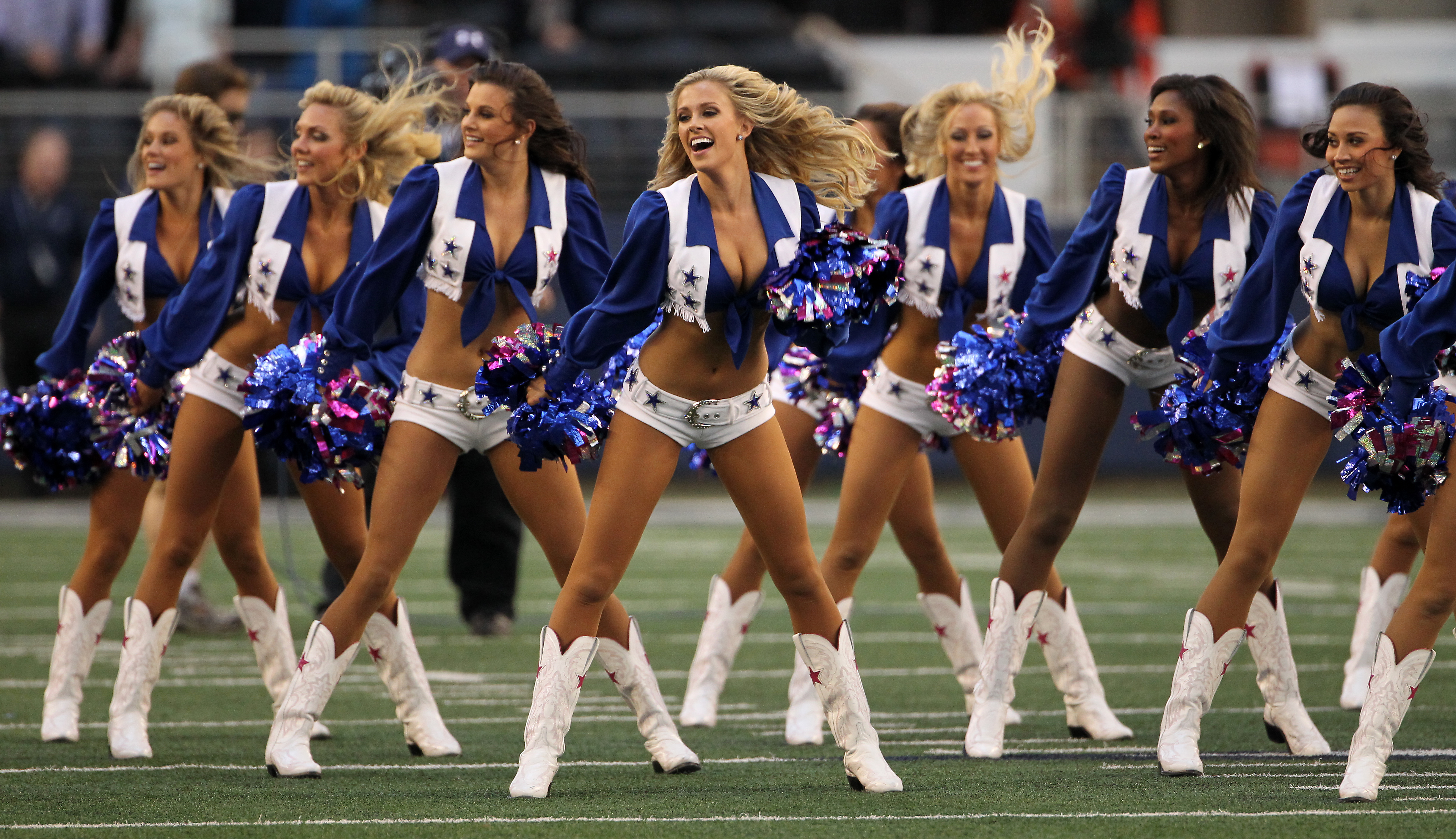Image result for images of dallas cowboys cheerleaders