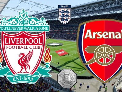 Arsenal vs Liverpool: Community Shield 2020