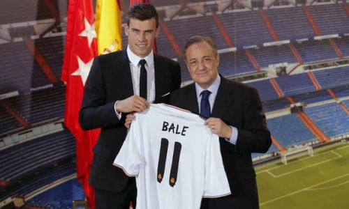 Thank you for all the memories Gareth Bale