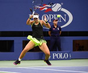 September 5, 2016 - Ana Konjuh in action against Agnieszka Radwanska during the 2016 US Open at the USTA Billie Jean King National Tennis Center in Flushing, NY.