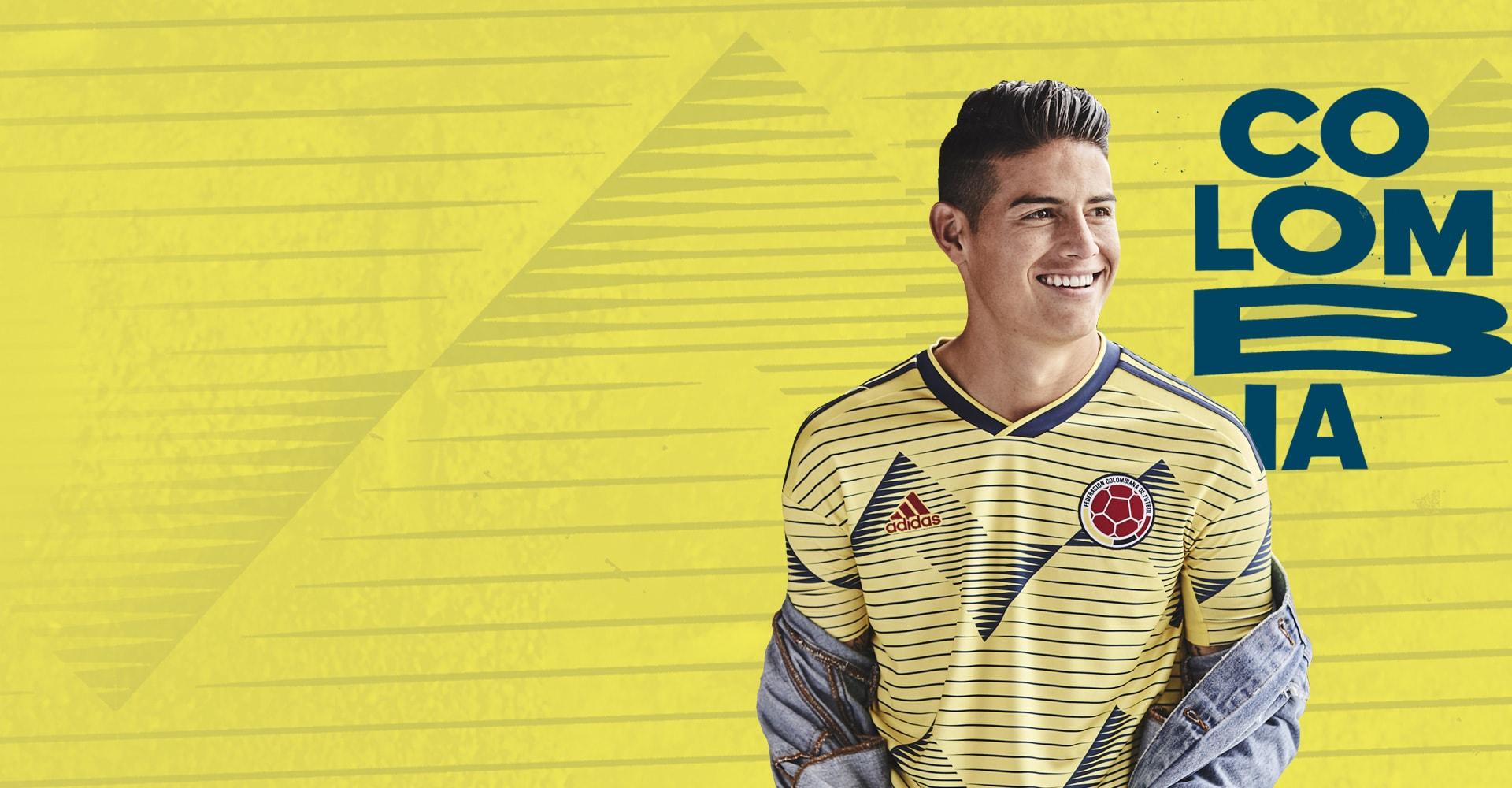 flauta mejilla gas  Adidas presenta la nueva camisa de la Selección Colombia - SportsEco.com