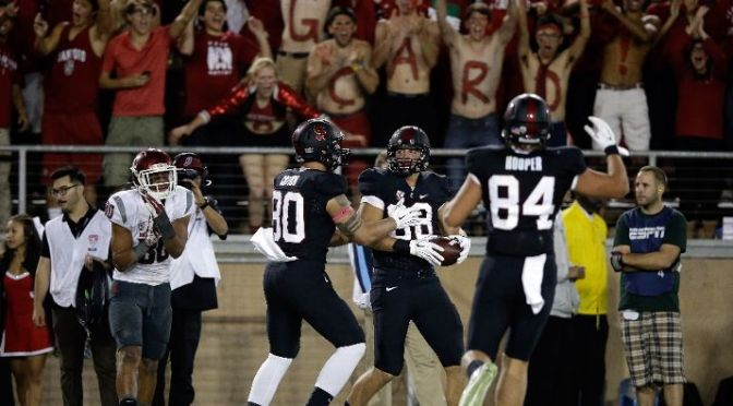 Stanford Holds Halliday In Check, Defeats Washington State