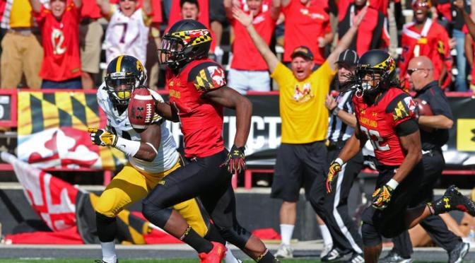 Maryland Overcomes Slow Start To Rally Past Iowa