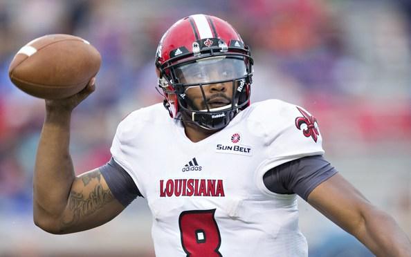Louisiana-Lafayette Crushes Texas State 34-10
