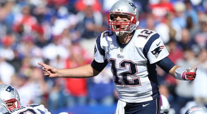 New England's Offense Keeps Rolling Against Buffalo