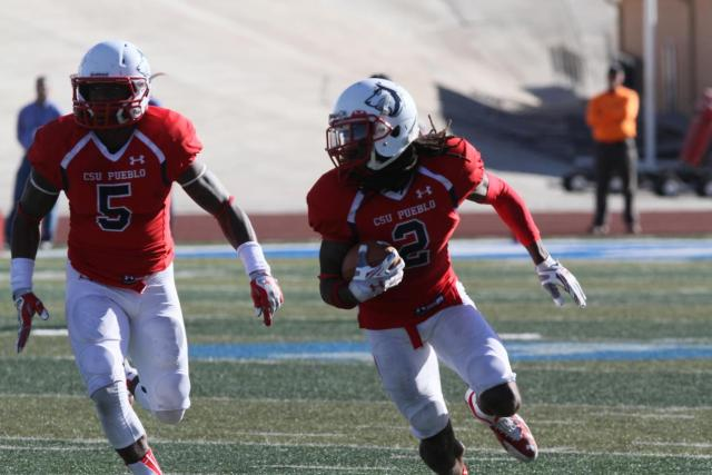 Colorado State Pueblo had no issues in their second round game against Angelo State (www.GoThunderWolves.com)