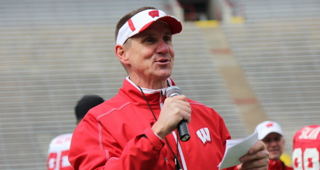 Gary Andersen Leaves Wisconsin For Oregon State