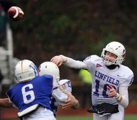 Linfield has looked excellent in their first three playoff games (Tom Kelly IV/Delaware County Daily Times)