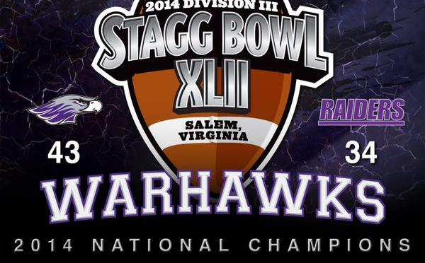 Wisconsin-Whitewater Captures Sixth Title In 8 Years