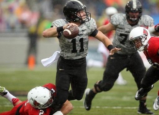Army's A.J. Schurr Will Miss Spring Practice