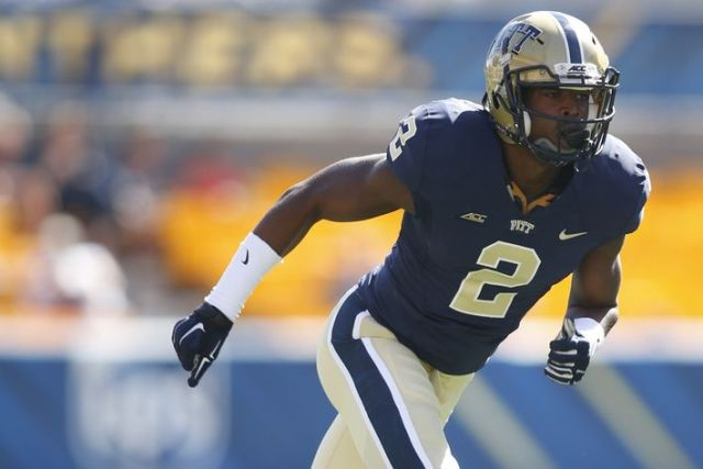Adonis Jennings is transferring from Pitt to Temple (Charles LeClaire-USA TODAY Sports)