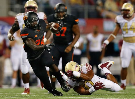 E.J. Levenberry played 2 season at Florida State (Tom Pennington/Getty Images North America)