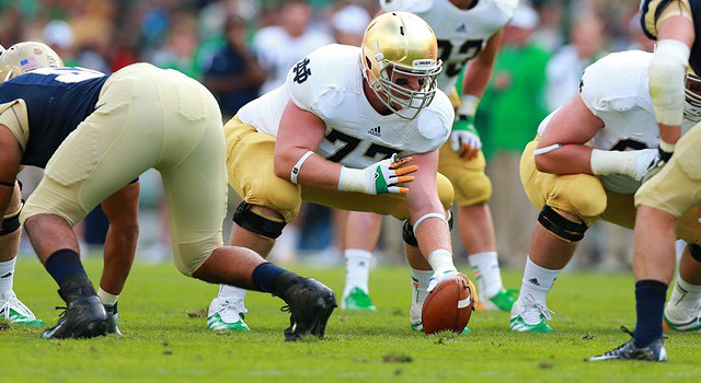 Matt Hegarty Transferring From Notre Dame