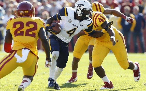 Iowa State Football Exodus Continues