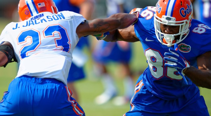 Florida DB JC Jackson Arrested For Armed Robbery