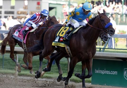 American Pharoah Proves Best In Kentucky Derby 141