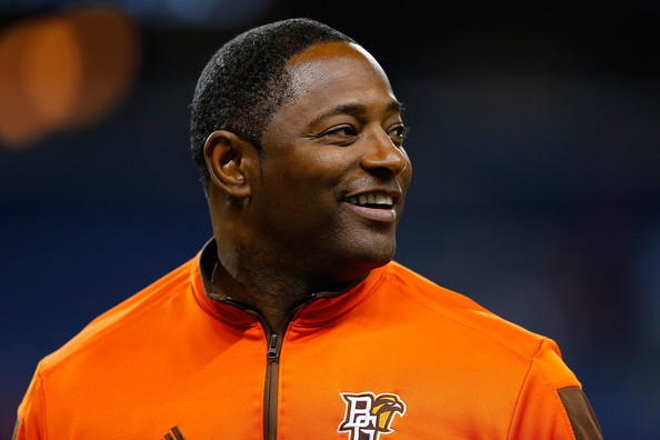 Bowling Green Head Coach Dino Babers led the Falcons to the MAC Title game in 2014. Can he do it again in 2015? ( Leon Halip/Getty Images North America)
