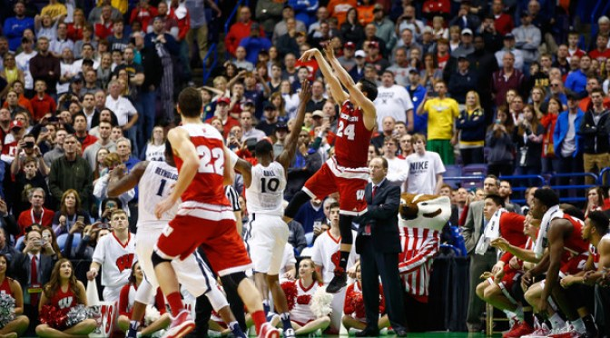 The Good And Bad From The Opening Round Of March Madness 2016