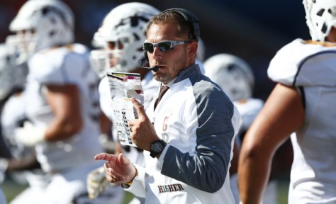P.J. Fleck and Western Michigan had a great start to the 2016 season. Will it continue in week four against Georgia Southern? ( Michael Hickey/Getty Images North America)
