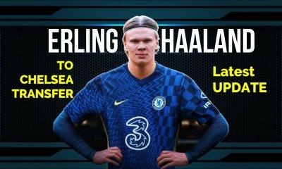 Erling Haaland sportsextral.com