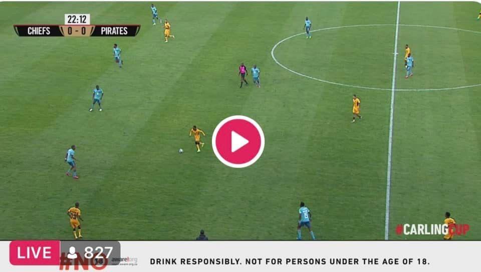 Watch Kaizer Chiefs vs Orlando Pirates Live Streaming ...