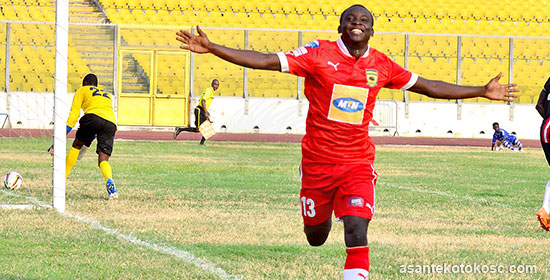 Kotoko to suffer points deduction over Dauda Mohammed