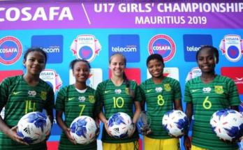 South Africa's U-17 women thrash Seychelles by record 28-0