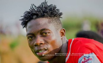 Justice Blay: Kotoko midfielder hopeful of qualification in Tunisia