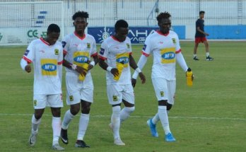 Kotoko drops to Confederations Cup Competition