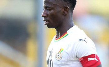 U23 Championship Black Meteors skipper Yaw Yeboah hopeful of qualification