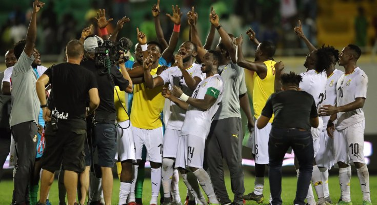 WAFU 2019: Black Stars B through to semis after win over Burkina Faso