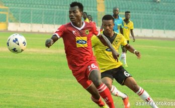 Kumasi Asante Kotoko part ways with Micheal Yeboah