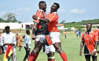 Ghana Rugby climbs three places in World Rugby ranking